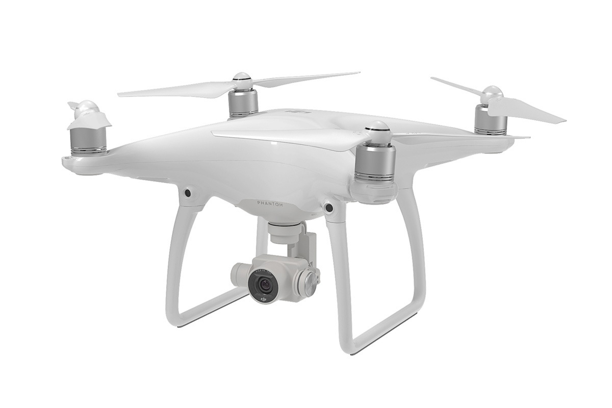 Introducing The DJI Phantom 4 | Drone Universities